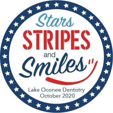 Stars, Stripes & Smiles Free Day of Dentistry on October 30, 2020
